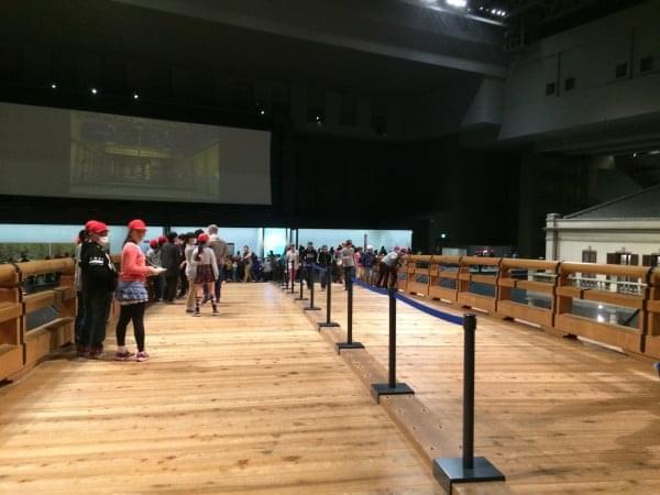 江戸東京博物館日本橋