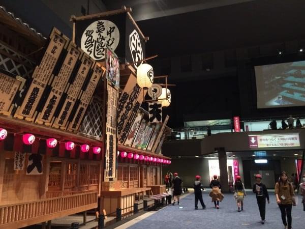 江戸東京博物館芝居小屋