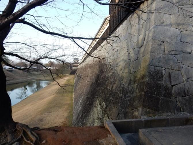 熊本城_09 西大手櫓門と戌亥櫓