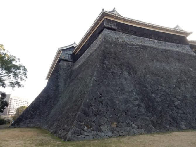 熊本城_10 北十八間櫓と東十八間櫓