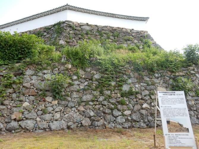 02_2 二の丸石垣 3