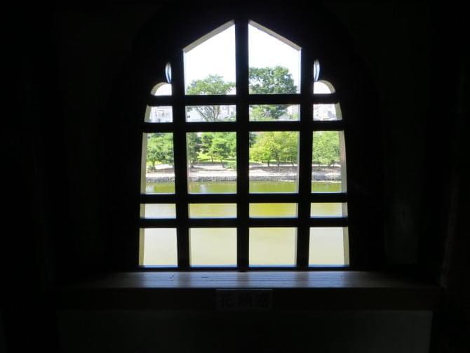 松本城_06_1 辰巳附櫓2階 1