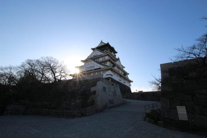 城を巡る 日本三名城の巻:大阪城(前編) | 武将愛